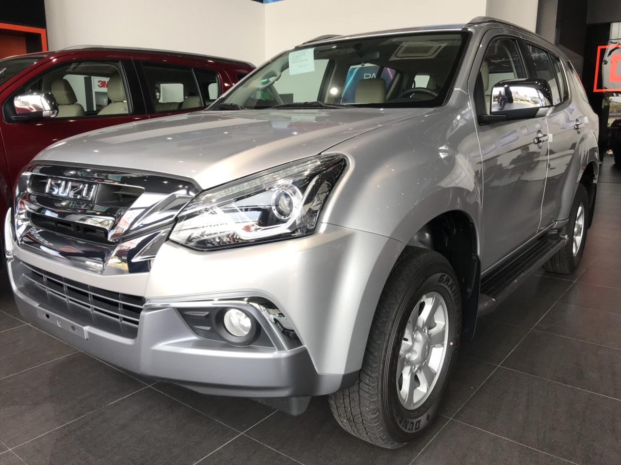 Cập nhật ✅ Bảng giá xe Isuzu 2020 mới nhất tại Việt Nam ✅ Giá xe Isuzu MU-X, D-MAX AT, MT... tháng 04 năm 2020.