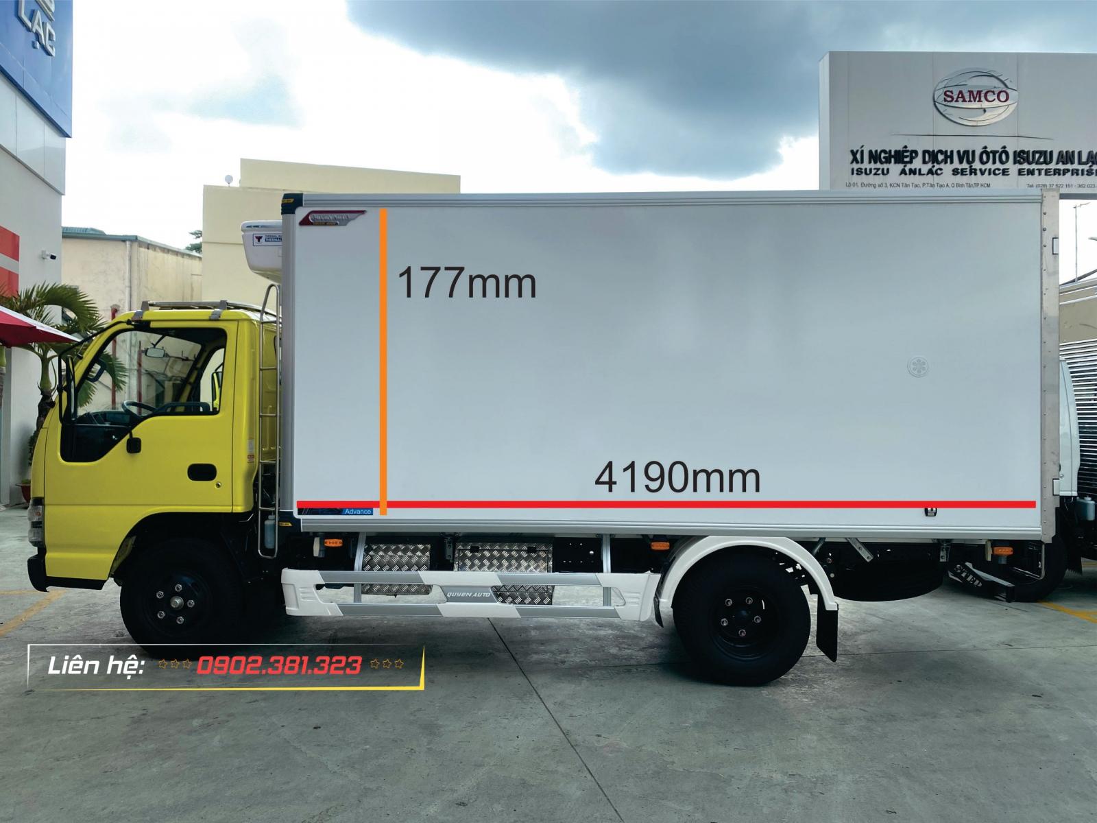 xe tải isuzu mới nhất 2021, bảng giá xe tải isuzu 2021, thị trường xe tải isuzu 2021, đại lí isuzu an lạc 2021, xe tải isuzu chính hãng