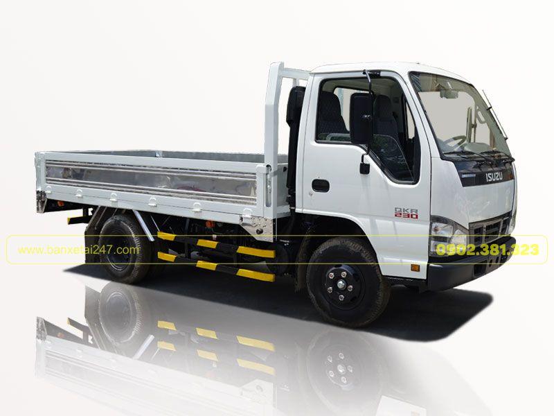 Bảng Giá xe tải Isuzu 1.4 tấn QKR77FE4 giá rẻ nhất tại Hồ Chí Minh