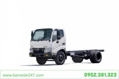 Hino Series 300 XZU342L – 130HD 4,950 KG
