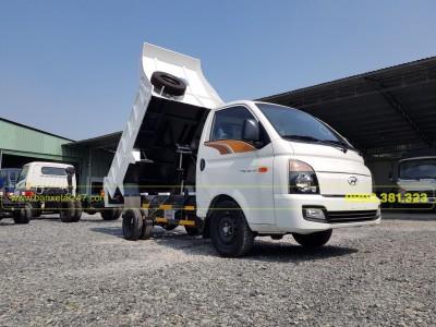 Xe Ben Hyundai 1.5 tấn H150 1T5 Thùng 1.5 khối Thành Công 2019 ✅