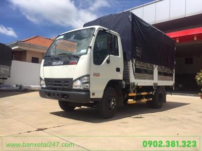Xe tải Isuzu 2019 2t4 QKR Isuzu 2t4 tổng tải 4t99