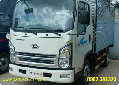 Xe tải Daehan 2t5 Tera 250