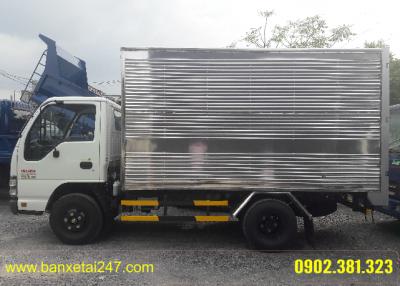 Xe tải Isuzu 2t4 QKR Isuzu 2t4 tổng tải 4t99 2020