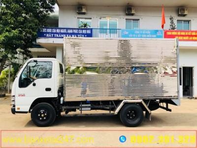 ISUZU QKR55FE4-230 động cơ 4JH1E4NC EURO4 thùng kín