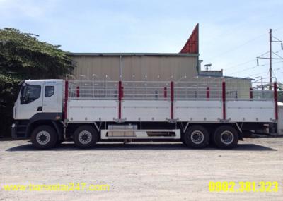 Xe Tải Chenglong 4 Chân 17T9 thùng nhôm 2017 Giá Rẻ HCM