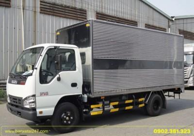 Xe tải Isuzu 2020 2t4 QKR77FE4 Isuzu 2t4 tổng tải 4t99 2020