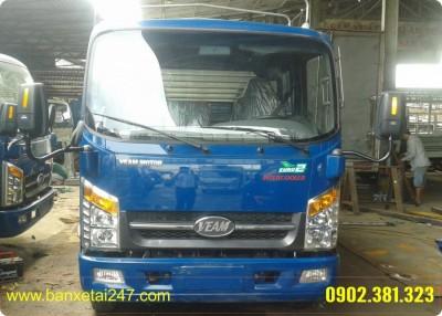 XE TẢI VEAM VT260 1,9 TẤN THÙNG DÀI 6M2