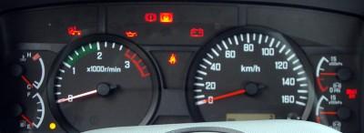 Mức tiêu hao nhiên liệu xe tải Isuzu 2020
